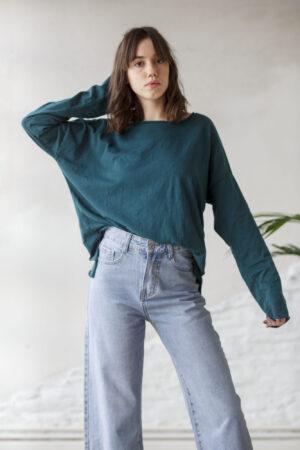 camiseta-basica-algodon-mujer